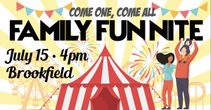 Family Fun Nite July 2020 at Elite Brookfield