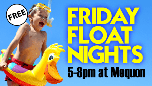 Friday Float Nights - Elite Mequon Summer 2020
