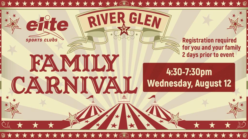 Family Carnival - Elite River Glen - August 2020