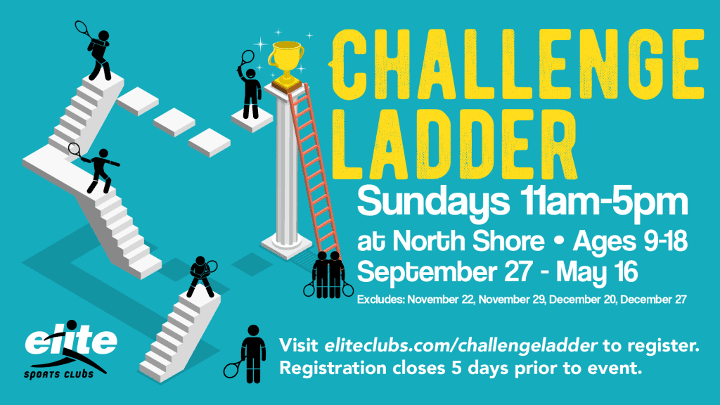 Challenge Ladder - Elite North Shore - 2020-2021