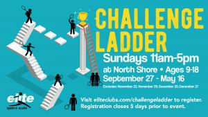 Challenge Ladder - Elite North Shore - 2020-2021