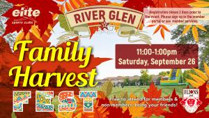 Family Harvest Fest - Elite River Glen - September 2020