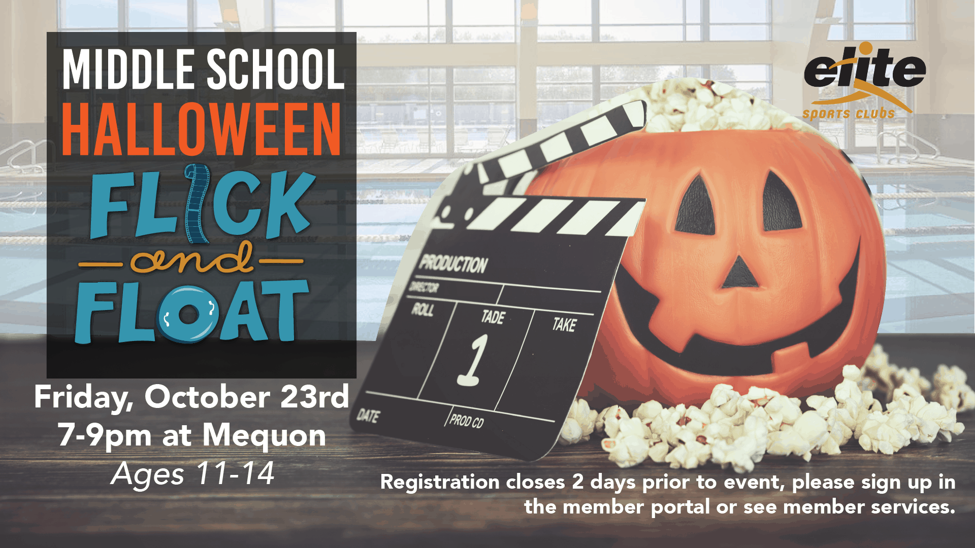Flick and Float - Elite Mequon - October 2020