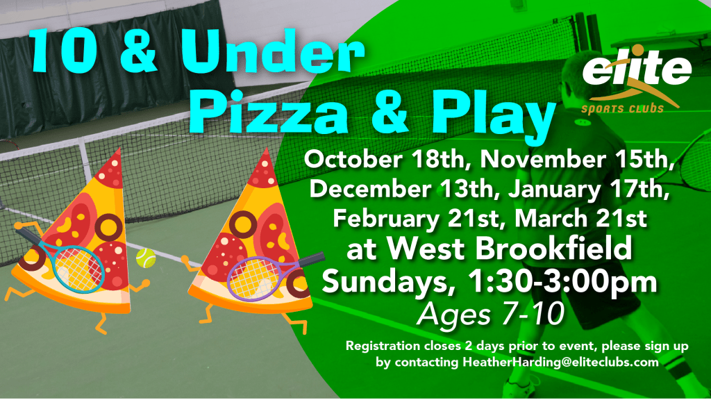 Pizza and Play - Elite West Brookfield - 2020-2021