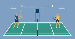 Tennis-Social-Distancing