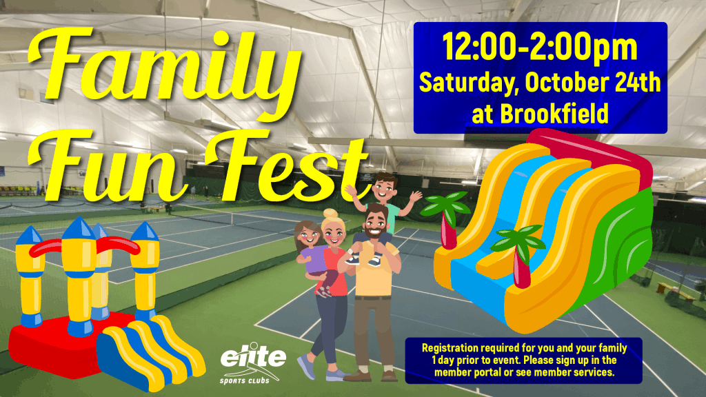 Family Fun Fest - Elite Brookfield - October 2020
