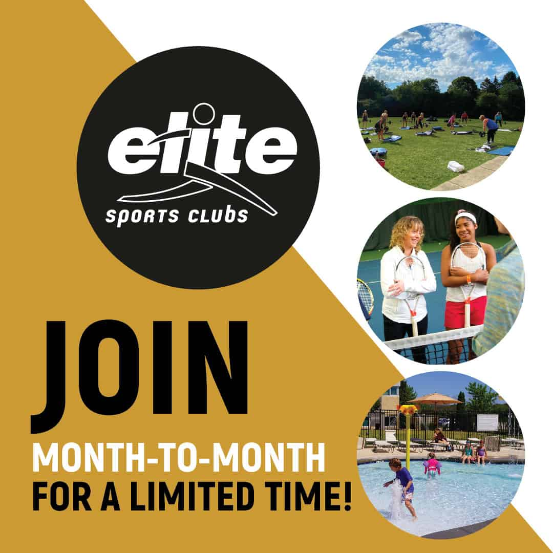 Join Elite Month-to-Month for a Limited Time