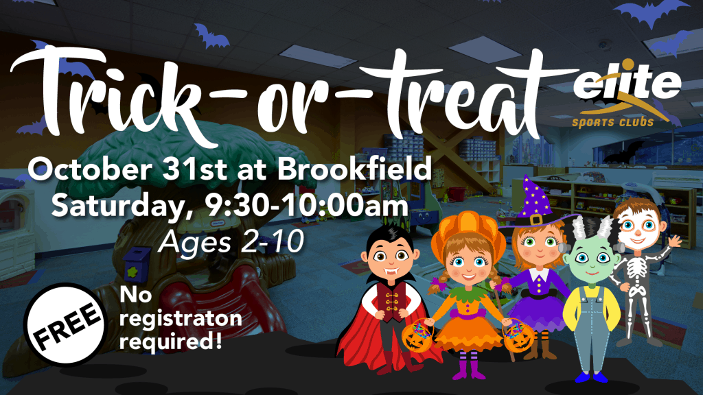 Trick or Treat - Elite Brookfield - October 2020