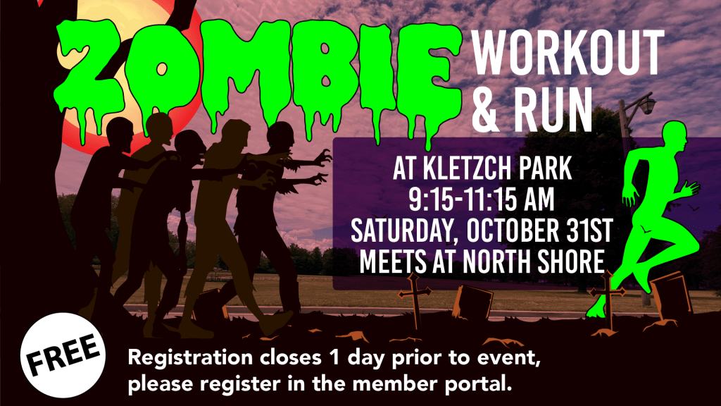 Zombie Workout - Elite North Shore - October 2020