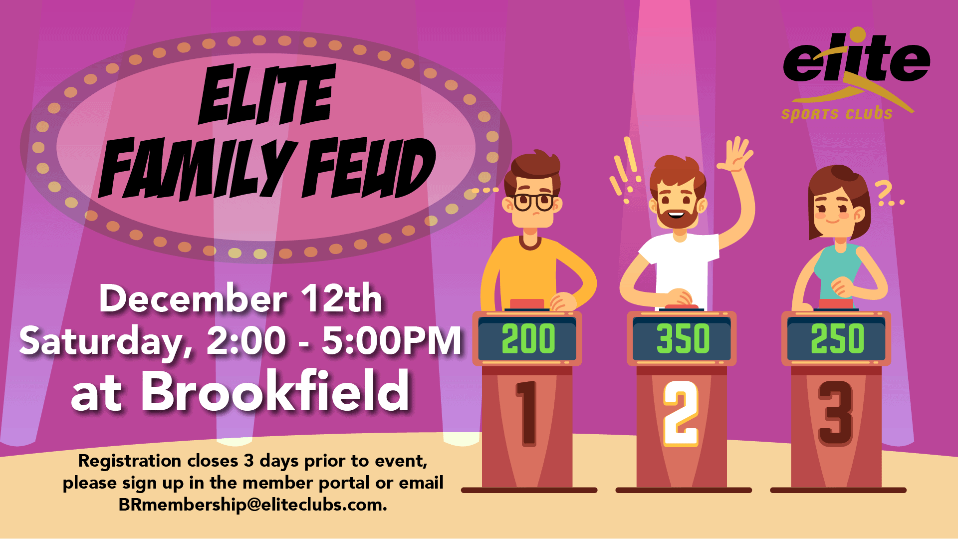 Family Feud - Elite Brookfield - December 2020 (revised)