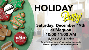 Holiday Party - Elite Mequon - December 2020