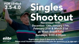 Singles Shootout - Elite West Brookfield - 2020-2021