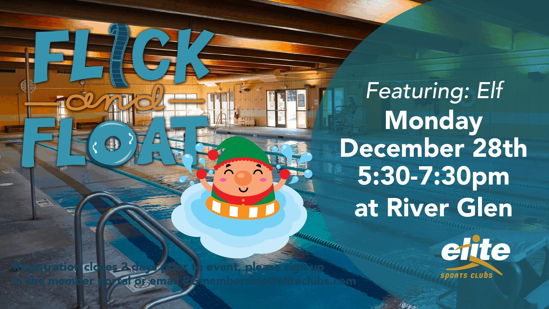 Flick and Float - Elite River Glen - December 2020