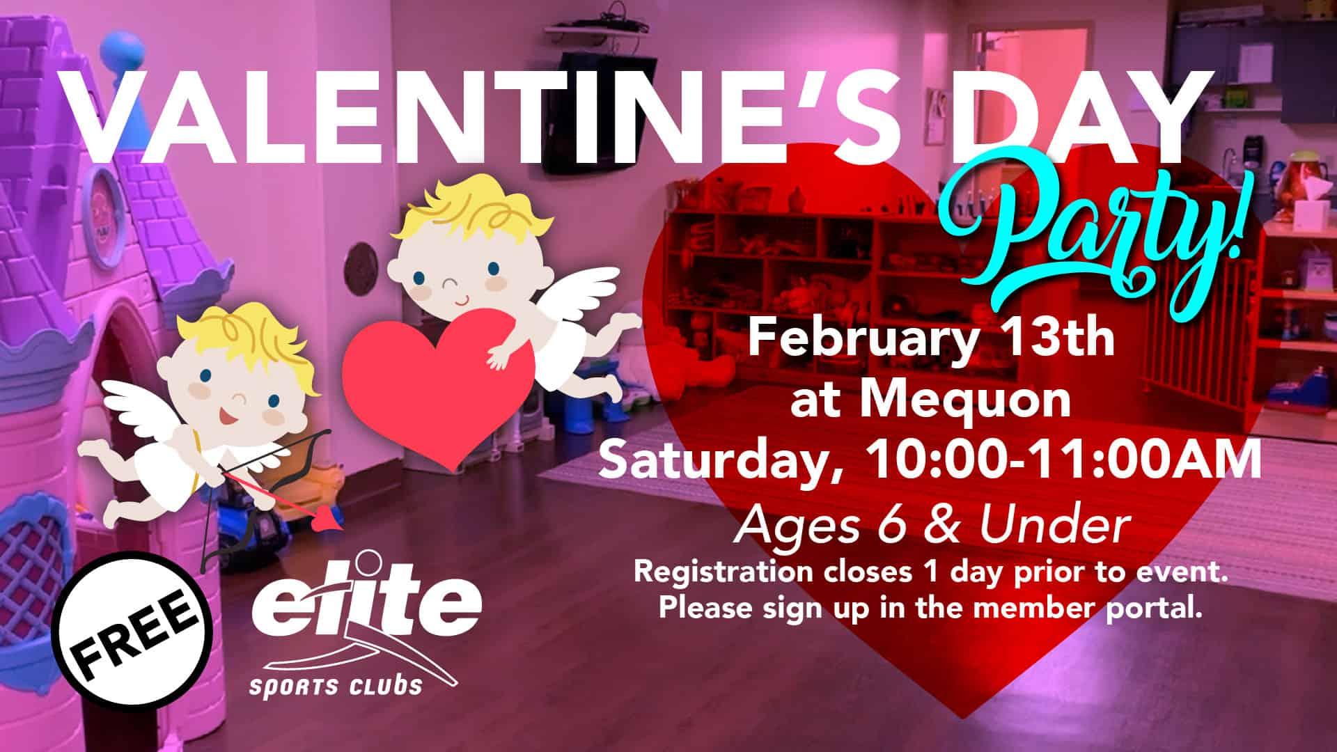 Valentine Party - Elite Mequon - February 2021