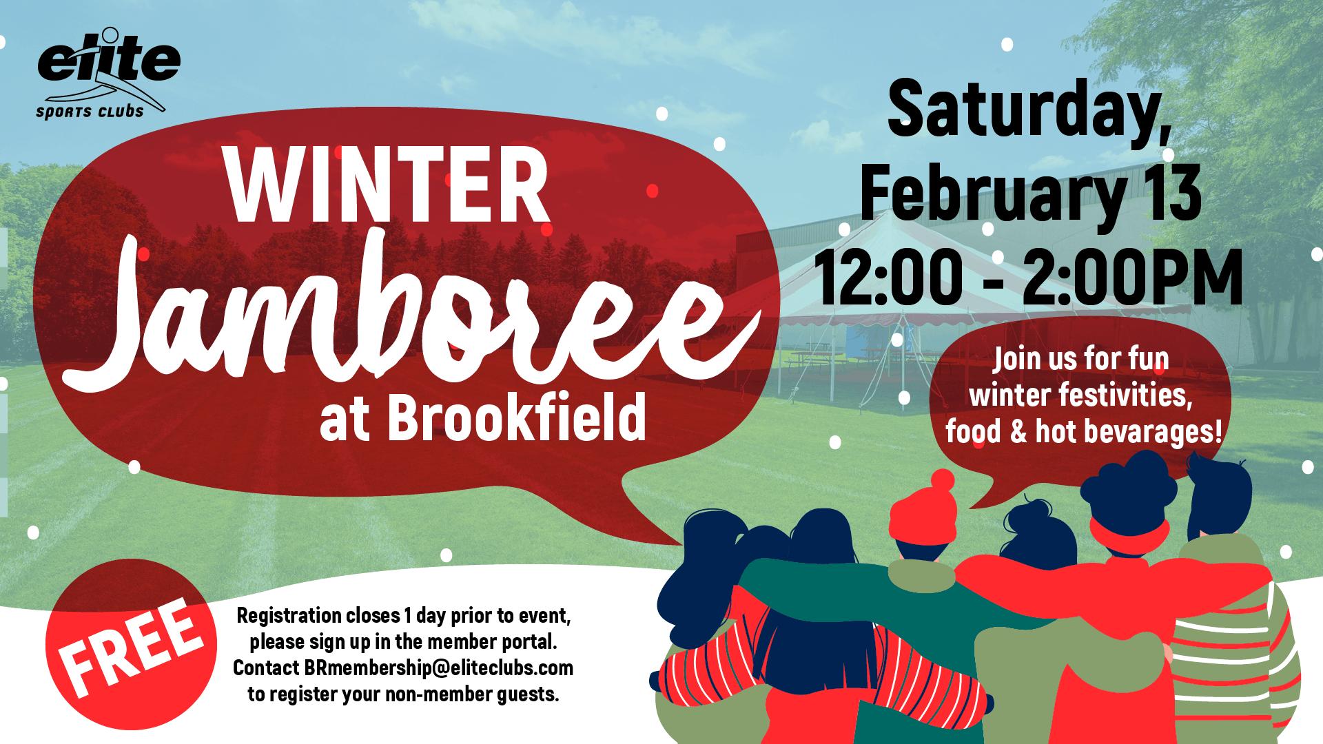 Winter Jamboree - Elite Brookfield - February 2021