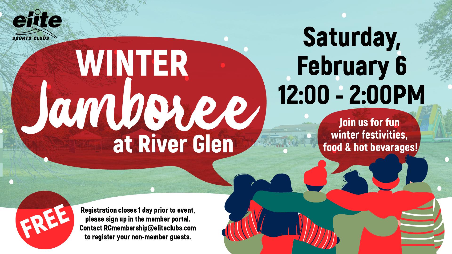 Winter Jamboree - Elite River Glen - February 2021