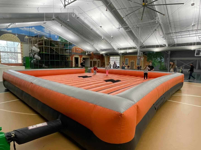 Bounce House at the Quad - Elite River Glen - Spring 2021