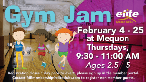 Gym Jam - Elite Mequon - February 2021