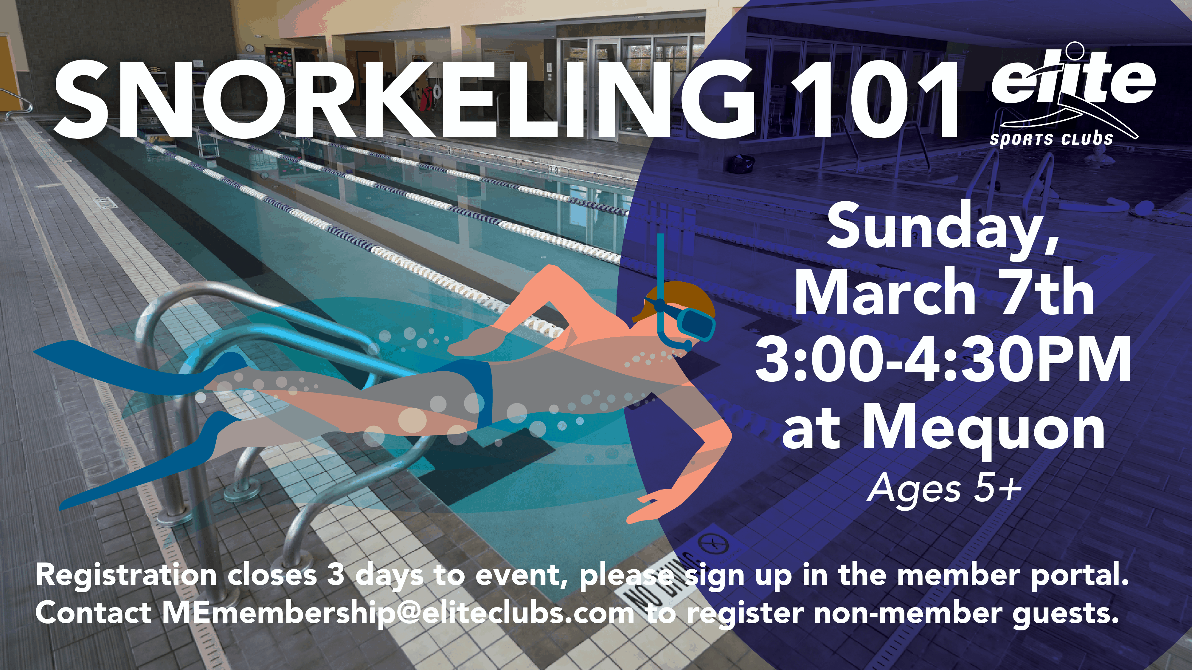 Snorkeling 101 - Elite Mequon - March 2021