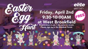 Easter Egg Hunt - Elite West Brookfield - April 2021