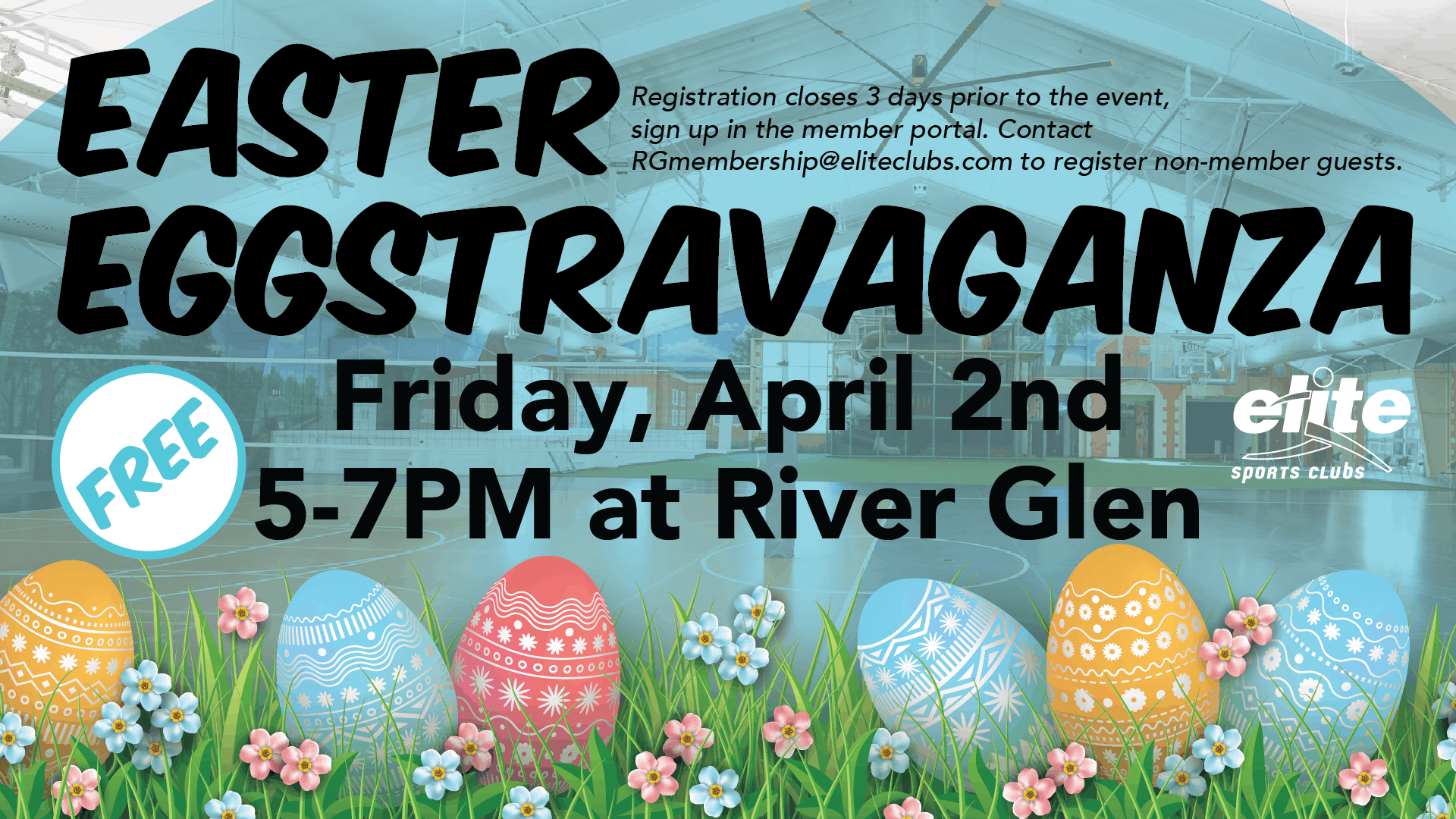 Easter Eggtravganza - Elite River Glen - April 2021