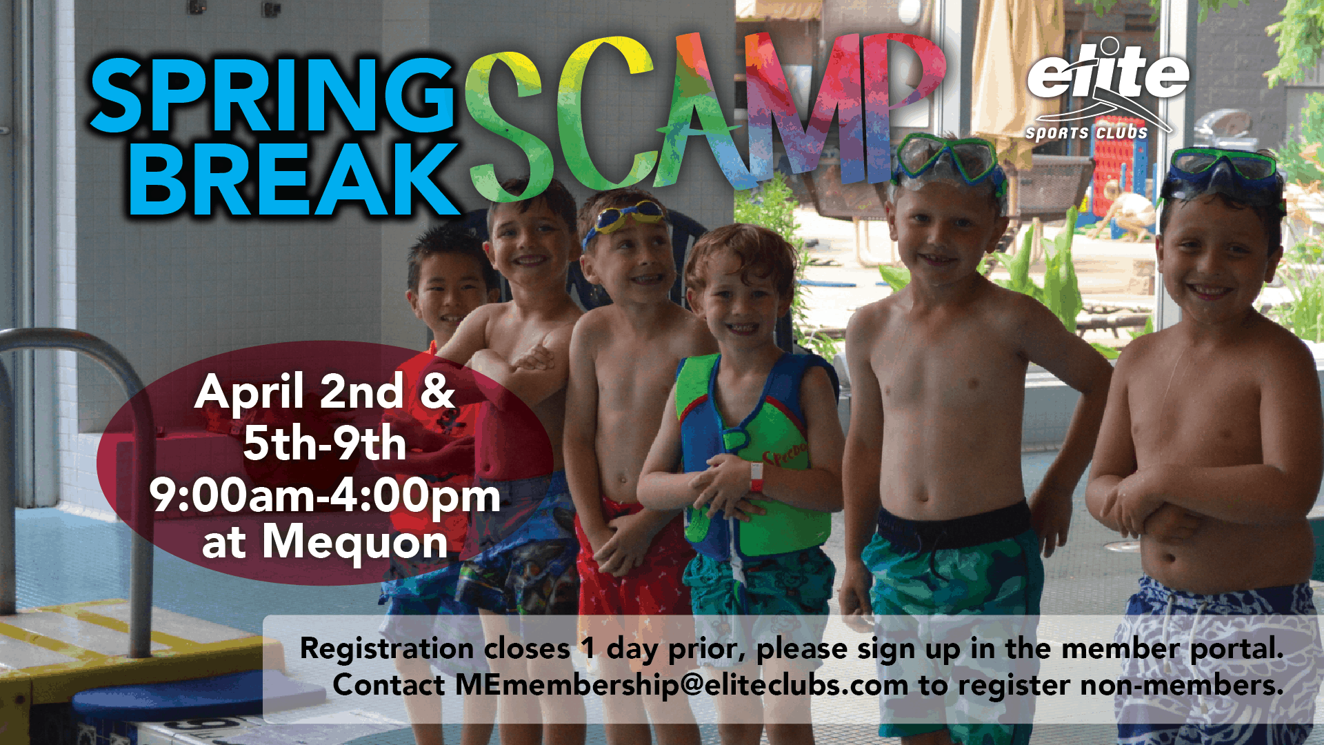 Spring Break Scamp - Elite Mequon - April 2021