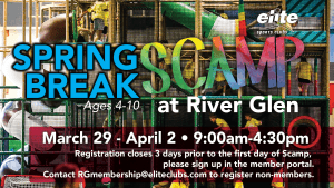 Spring Break Scamp - Elite River Glen - March 2021