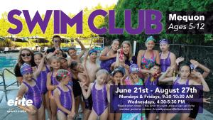 Swim Club - Elite Mequon - Summer 2021
