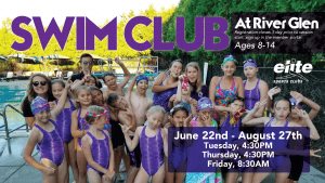 Swim Club - Elite River Glen - Summer 2021