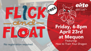 Flick and Float - Elite Mequon - April 2021