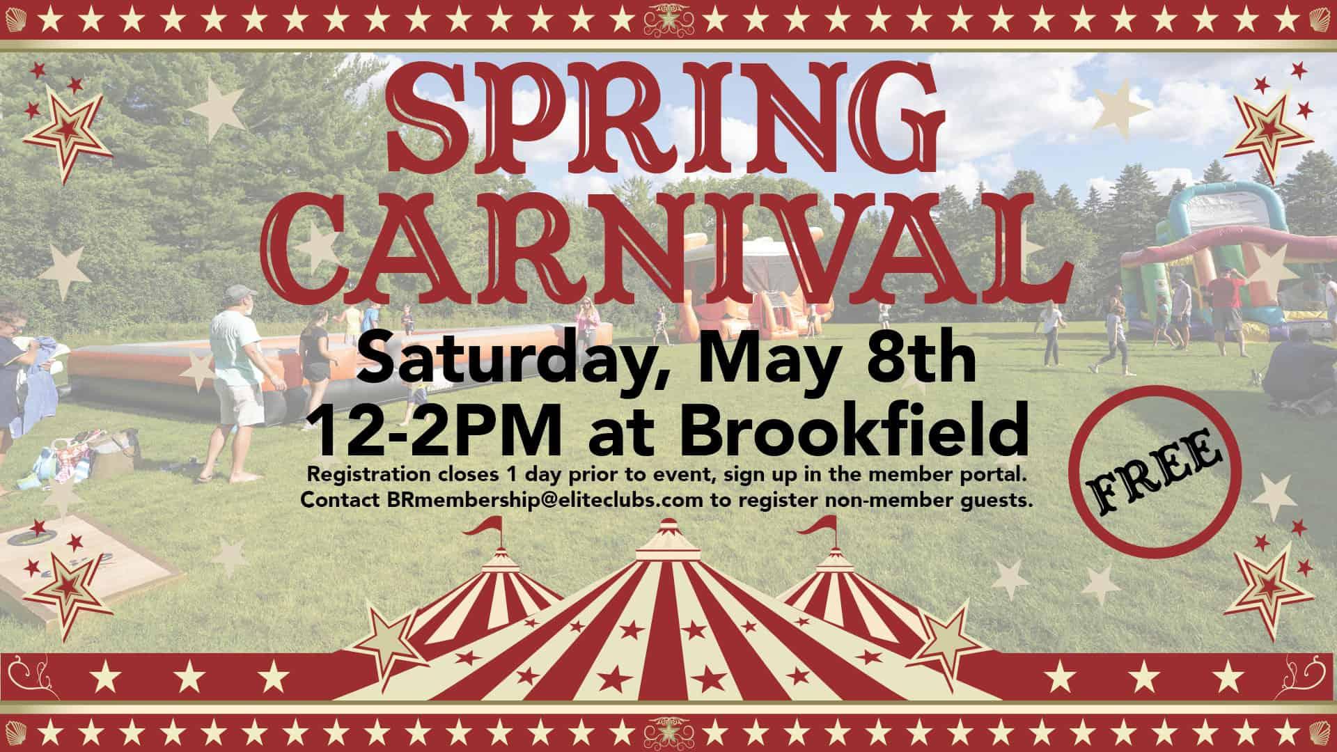 Spring Carnival - Elite Brookfield - May 2021