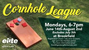 Cornhole League - Elite Brookfield - Summer 2021