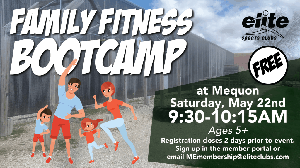 Family Fitness Bootcamp - Elite Mequon - May 2021