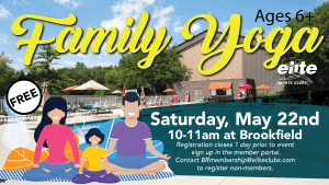 Family Yoga - Elite Brookfield - May 2021