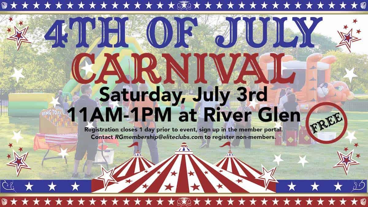4th of July Carnival - Elite River Glen - July 2021