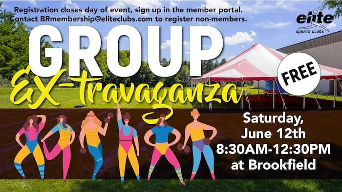 Group Ex-travaganza - Elite Brookfield - June 2021