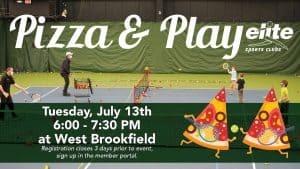 Pizza and Play - Elite West Brookfield - July 2021