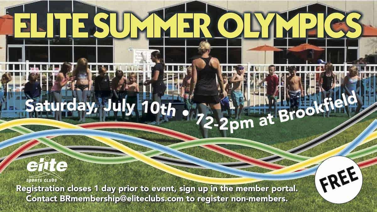 Summer Olympics - Elite Brookfield - July 2021