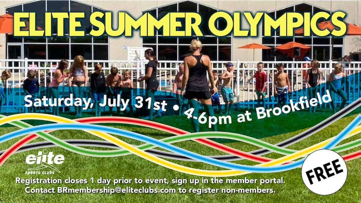 Elite Summer Olympics - Elite Brookfield - July 2021
