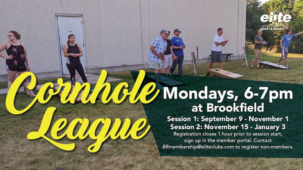 Cornhole League - Elite Brookfield - Fall 2021