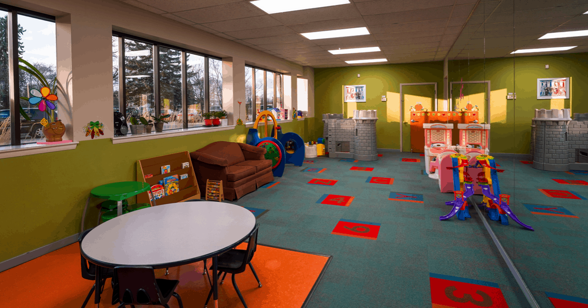 Gym With Childcare in Milwaukee