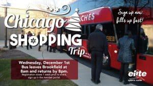 Chicago Shopping Trip - Elite Brookfield - December 2021