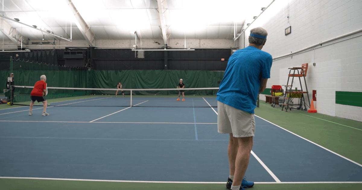 Flex Tennis Leagues in Milwaukee